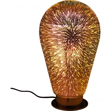 Table Lamp Firework Bulb Kare Design