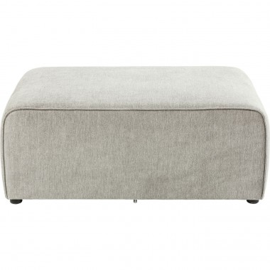 Infinity Pouff 50 Elements Grey Kare Design