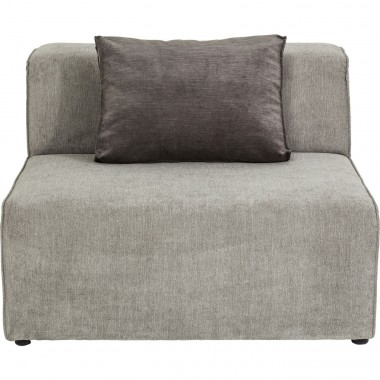 Infinity 2-seater 100 Elements Grey Kare Design