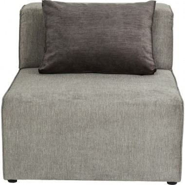 Infinity 2-seater 80 Elements Grey Kare Design