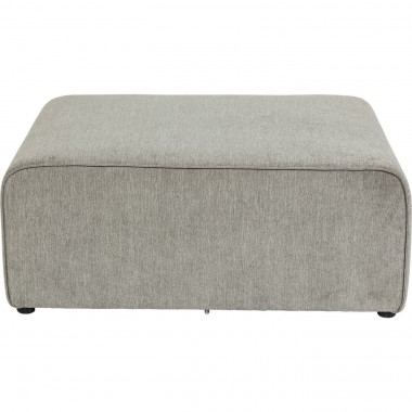 Infinity Pouff 80 Elements Grey Kare Design