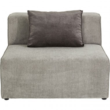 Infinity 2-seater 120 Elements Grey Kare Design
