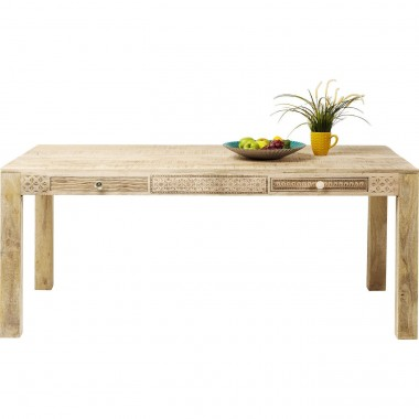 Table Puro Plain 180x90 cm Kare Design