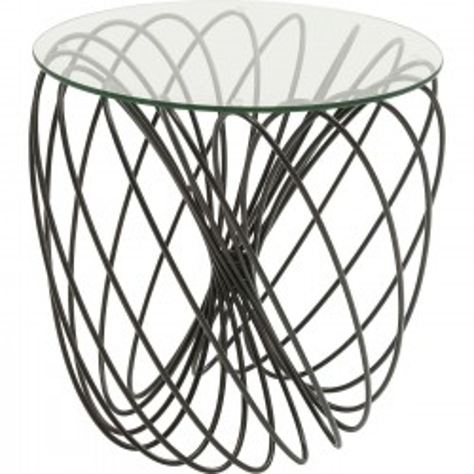 Side Table Wire Ball Ø45cm Kare Design