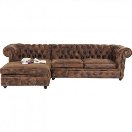 Corner Sofa Cambridge Vintage Econo L Kare Design