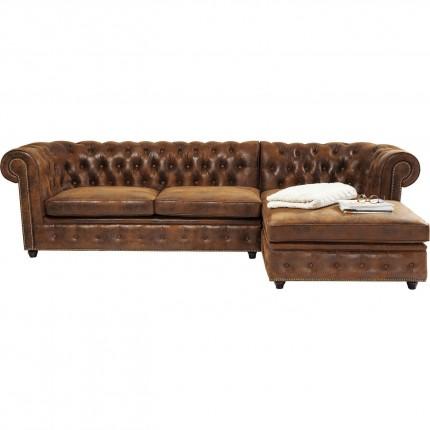 Corner Sofa Cambridge Vintage Econo R Kare Design