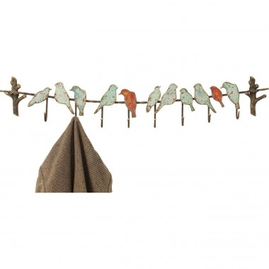 Coat Rack Bird Party Kare Design