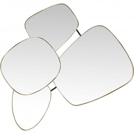 Mirror Shapes 130x105cm Kare Design