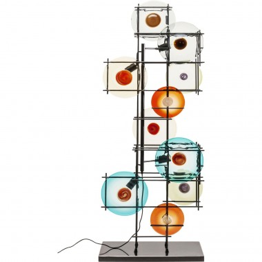 Floor Lamp Disk Colore Kare Design