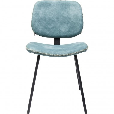 Chair Barber Light Blue Kare Design