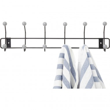 Coat Rack Bud Black Kare Design