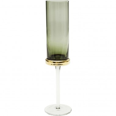 Champagne Glass Innocent Smoke Kare Design