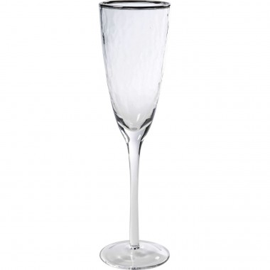 Champagne Glass Vibrations Kare Design