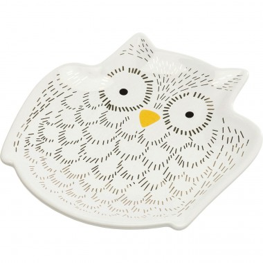 Coupe décorative Hibou Kare Design