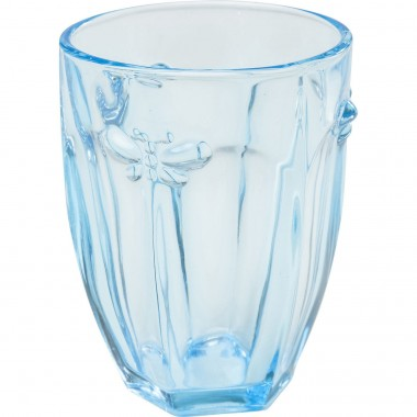Tumbler Butterfly Turquoise Kare Design