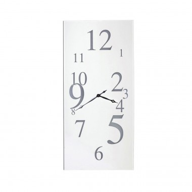 Wall Clock Wonderland LED Rectangular  160x80cm Kare Design