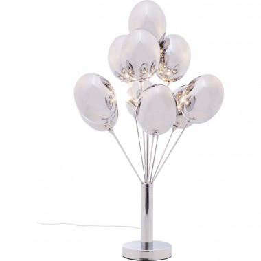 Table Lamp Silver Balloons Kare Design