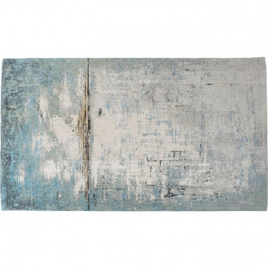 Tapis Abstract bleu 240x170cm Kare Design