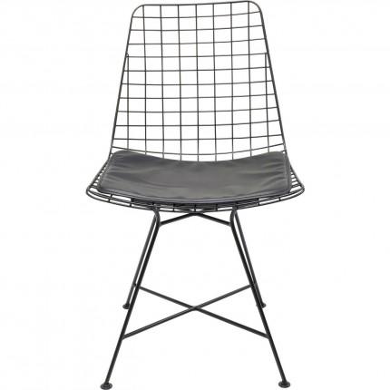 Chair Grid Black Kare Design