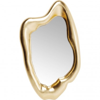 Mirror Hologram Gold 117x68cm Kare Design