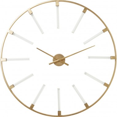 Wall Clock Visible Sticks Ø92cm Kare Design