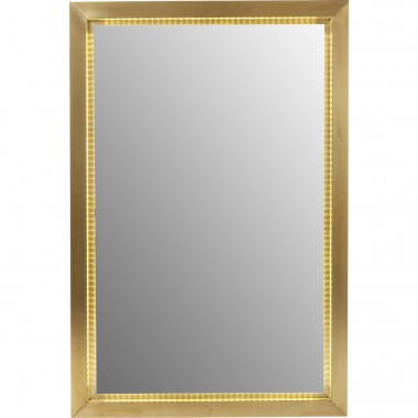 Mirror Flash Rectangular 120x80cm Kare Design