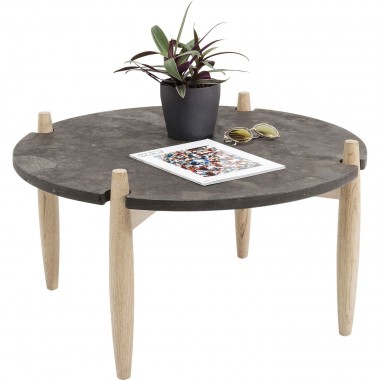 Table basse Wilderness 80cm Kare Design