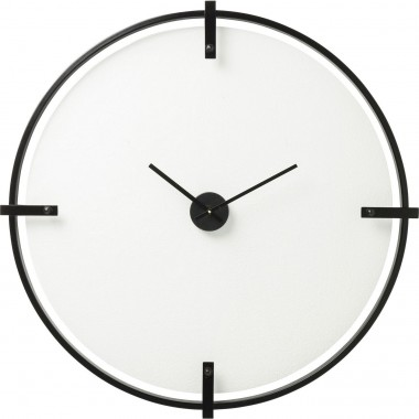 Wall Clock Visible Time Ø91cm Kare Design