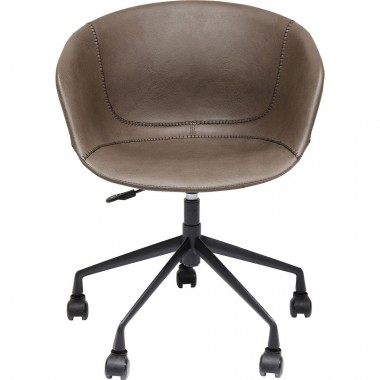 Office Chair Lounge Grey Kare Design