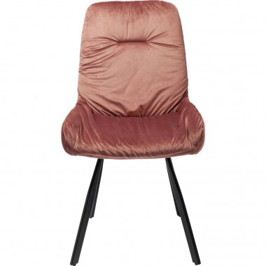 Chaise Claw Stright rose Kare Design