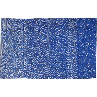 Carpet Pixel Blue 170x240cm Kare Design
