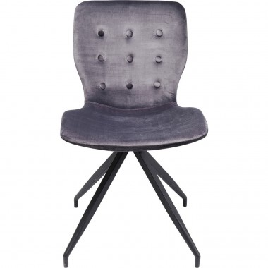 Chair Butterfly Dark Grey Kare Design