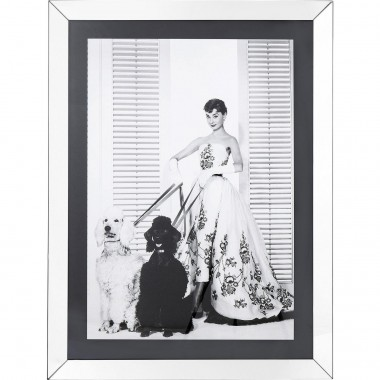 Picture Frame Princess Diva  120x90cm Kare Design