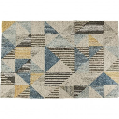 Carpet Triangle Stripes 240x170cm Kare Design