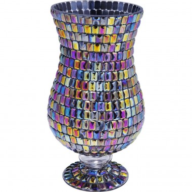 Vase Rainbow Diamonds Base 26cm Kare Design