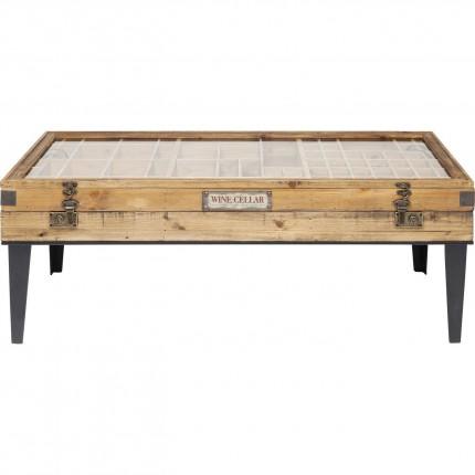 Coffee Table Collector 122x55cm Kare Design
