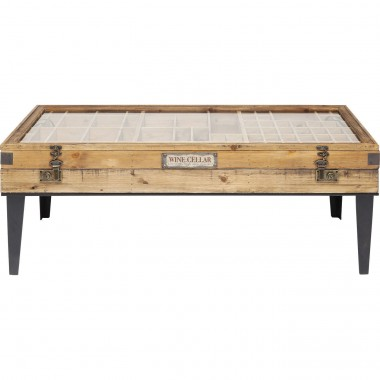 Coffee Table Collector 122x55cm Kare Design