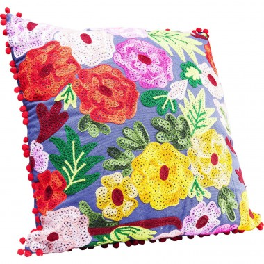 Cushion Jardin Flowers 45x45cm Kare Design