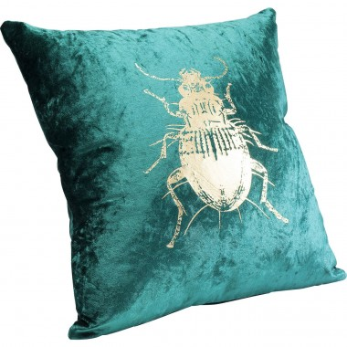 Cushion Bug Green 45x45cm Kare Design