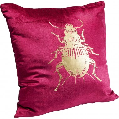 Cushion Bug Purple 45x45cm Kare Design