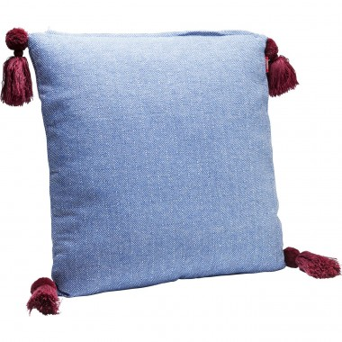 Cushion Louis Pop Blue 50x50cm Kare Design
