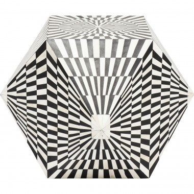 Table d'appoint Piano 60x60cm Kare Design