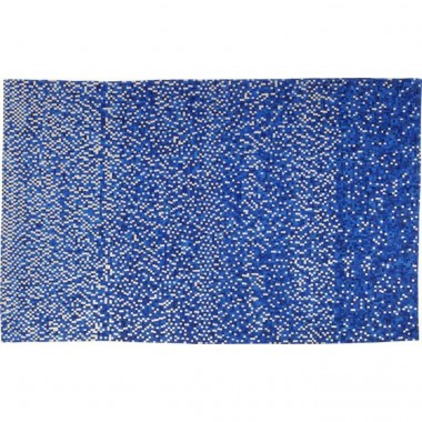 Carpet Pixel Blue 300x200cm Kare Design