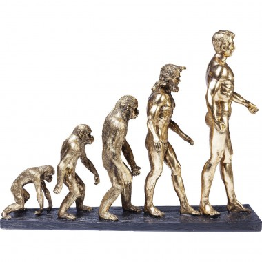 Deco Figurine Evolution Kare Design