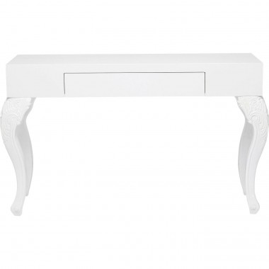 Console Janus All White 1 tiroir
