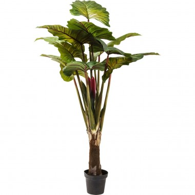 Deco Plant Rainforest Green 160cm Kare Design