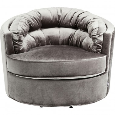 Armchair Music Hall Grey Kare Design