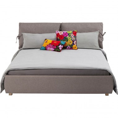 Bed Szenario Mud 180x200 cm Kare Design