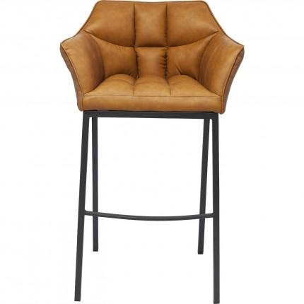 Bar Stool Thinktank Quattro Brown Kare Design