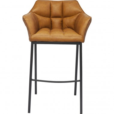 Bar Stool Thinktank Quattro Brown Kare Design
